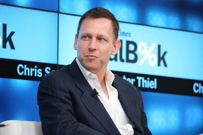 Peter Thiel-Palantir