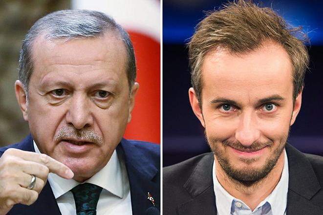 Μεγάλες αντιδράσεις στη Γερμανία από το χατίρι της Μέρκελ στον Ερντογάν