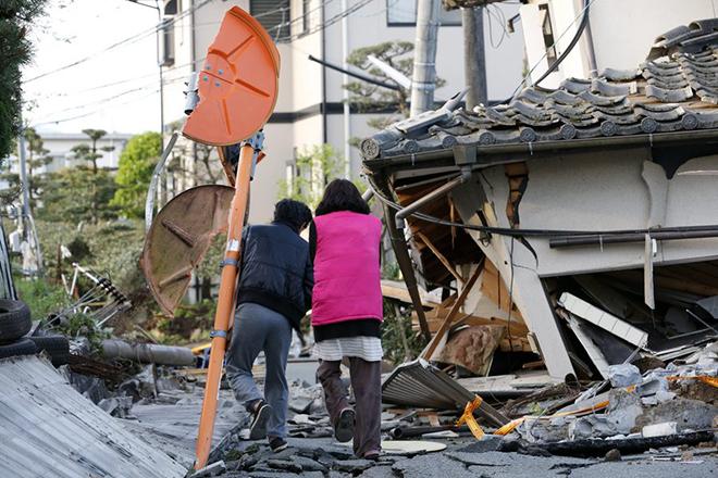 Συνεχίζεται ο τραγικός απολογισμός μετά το μεγάλο σεισμό της Ιαπωνίας
