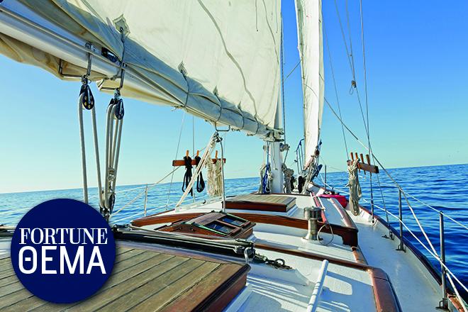 Στο κυνήγι του «κρυμμένου θησαυρού» του yachting