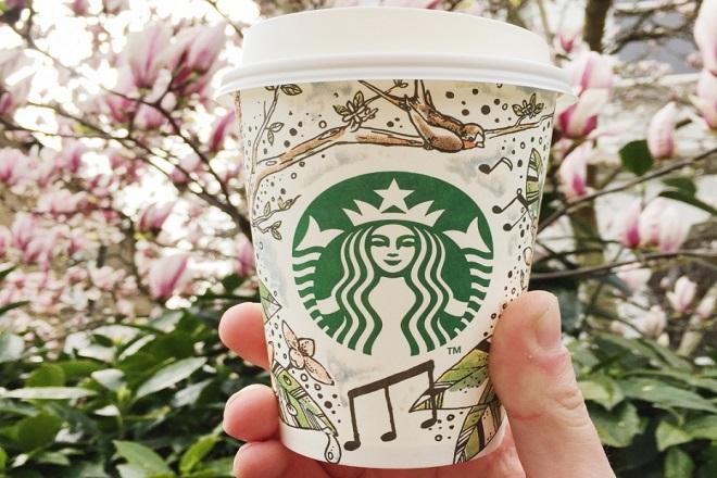Τα σχέδια του Έλληνα που θα διακοσμούν τα ποτήρια των Starbucks