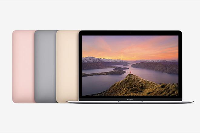 Η Apple αποκάλυψε τα νέα βελτιωμένα της MacBook