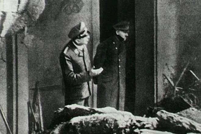 Αυτή είναι η τελευταία γνωστή φωτογραφία του Αδόλφο Χίτλερ