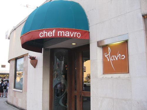 chef mavro 2