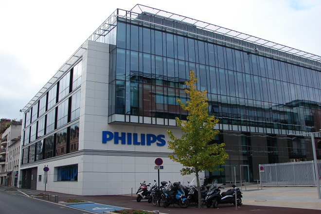 Philips: Μείωση κερδών για το πρώτο τρίμηνο του 2016