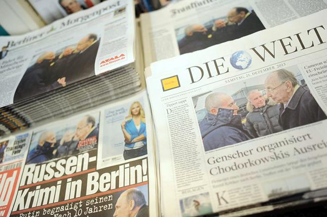 Ο γερμανικός Τύπος προδικάζει την παραίτηση του Αλέξη Τσίπρα