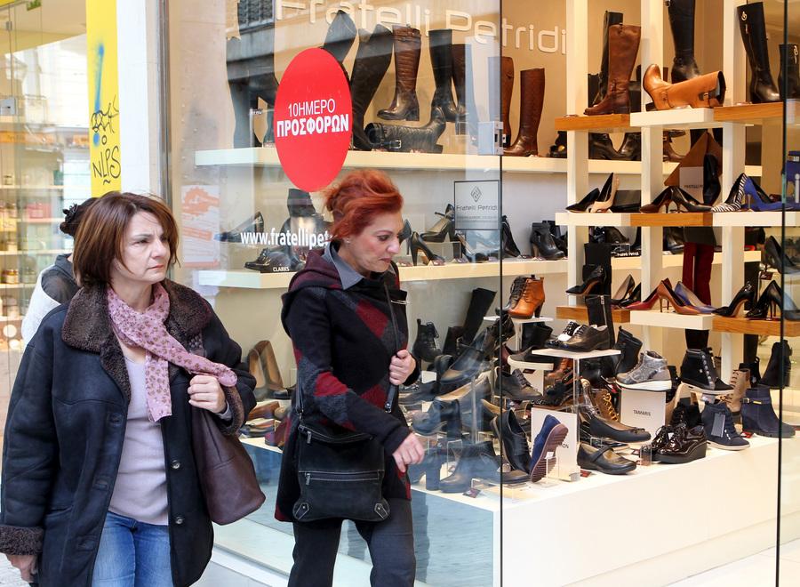 Αυξημένη η εμπιστοσύνη των Ελλήνων καταναλωτών – Παραμένουν απαισιόδοξοι για την οικονομία