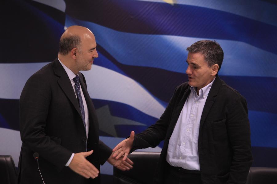 Μοσκοβισί: Δεν θα υπάρξει νέο δράμα, έχει γίνει δουλειά στην Ελλάδα