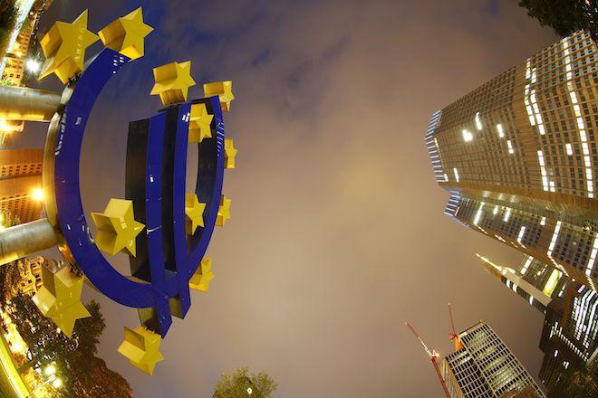 ΕΚΤ: Αναθεωρημένες προς τα πάνω οι προβλέψεις για την ανάπτυξη της οικονομίας στην Ευρωζώνη