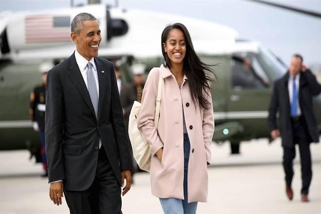 Στο Χάρβαρντ θα σπουδάσει η κόρη του Μπάρακ Ομπάμα