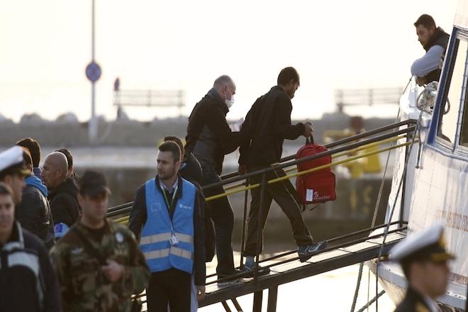 Γερμανία: Η συμφωνία με την Τουρκία για το προσφυγικό λειτουργεί