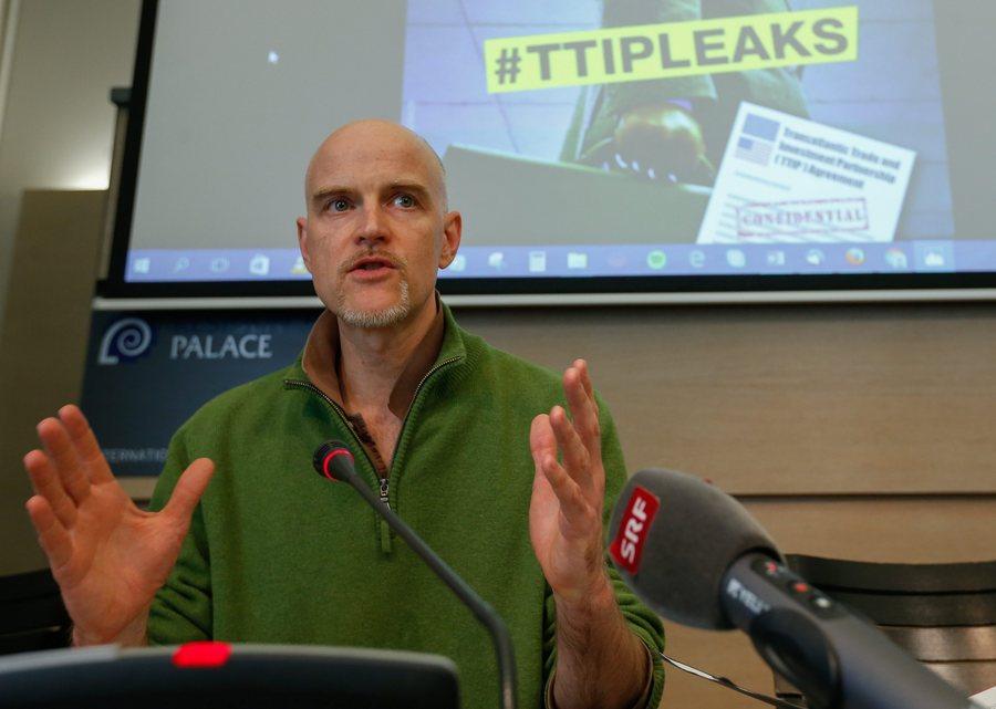 Greenpeace: Η Ελλάδα θα πληγεί ανεπανόρθωτα από την εφαρμογή της TTIP