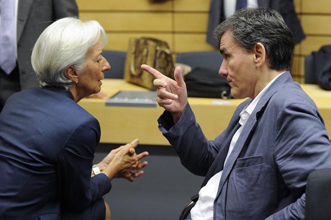 Η Δευτέρα θα κρίνει εάν οι Ευρωπαίοι ταχθούν με την Ελλάδα ή το ΔΝΤ