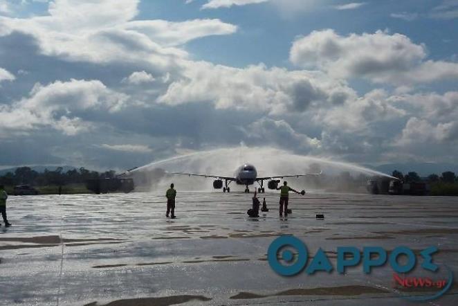 Καλαμάτα – Λονδίνο: Δείτε την εντυπωσιακή έναρξη της αεροπορικής σύνδεσης