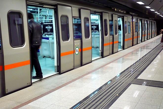 Εικοσιτετράωρη απεργία στο μετρό την ερχόμενη Τρίτη 21 Νοεμβρίου