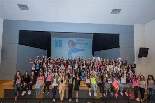 Girls in Technology {g} Tech: Μια ημερίδα αφιερωμένη στη νέας γενιά γυναικών