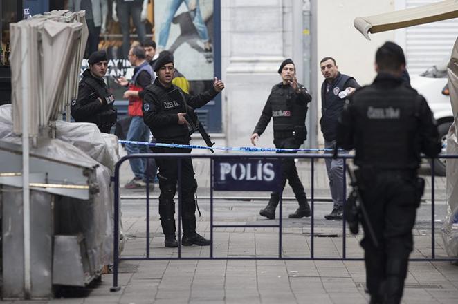 Έκρηξη στην Κωνσταντινούπολη – Αναφορές για τραυματίες