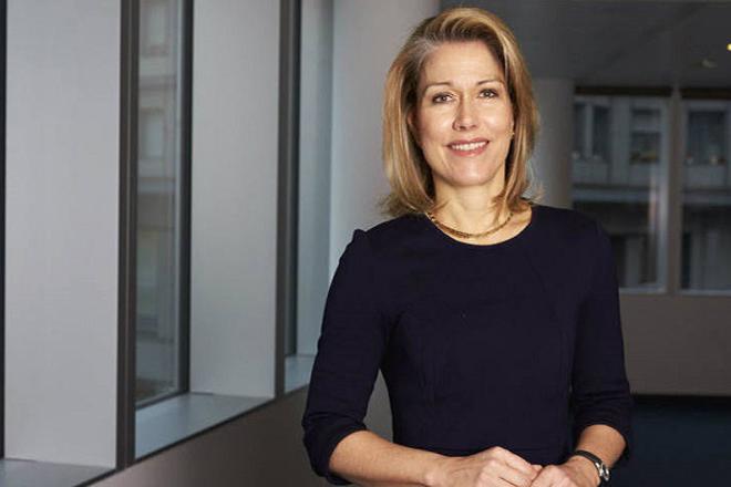 Μια γυναίκα ανάμεσα στους πιο πλούσιους hedge funds managers