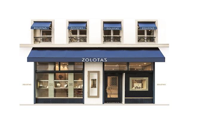 Άνοιγμα στη πόλη του Φωτός για τον Οίκο Zolota