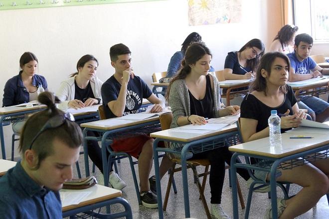 Αποτέλεσμα εικόνας για πανελλαδικές εξετάσεις