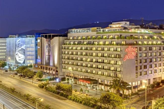 Athens Ledra: Δύσκολες ώρες για το ιστορικό ξενοδοχείο