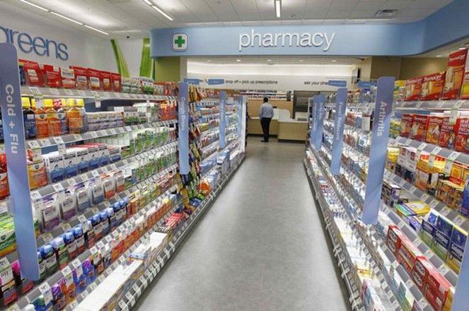 Στα σούπερ μάρκετ το 13% των Μη Συνταγογραφούμενων Φαρμάκων