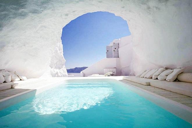 Ένα ξενοδοχείο στην Ελλάδα ανάμεσα στα πιο παράξενα του κόσμου