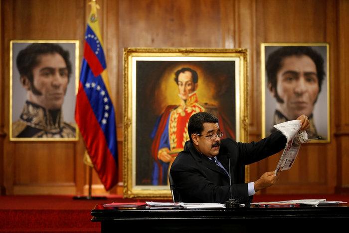 Στα πρόθυρα εμφυλίου η Βενεζουέλα – Ο Μαδούρο διακόπτει τις σχέσεις με τις ΗΠΑ