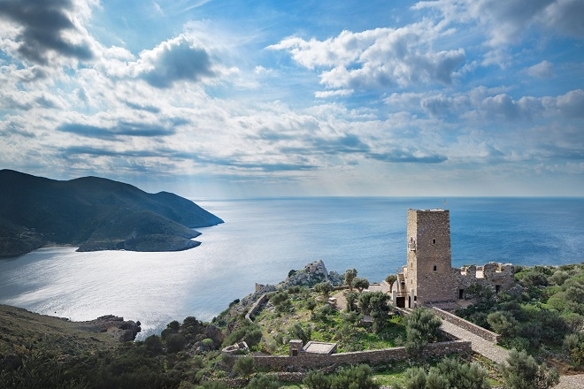 Η Πελοπόννησος είναι ο καλύτερος τουριστικός προορισμός  της Ευρώπης