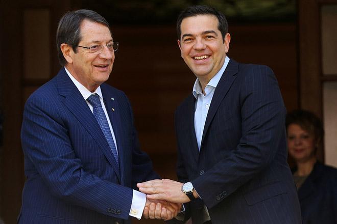 Τσίπρας στη Σύνοδο Κορυφής: Ελλάδα και Κύπρος πυλώνας σταθερότητας στην νοτιοανατολική Μεσόγειο