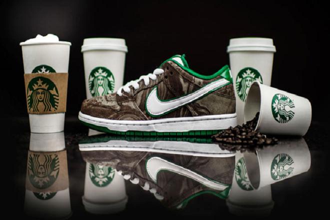 Νέα παπούτσια Nike εμπνευσμένα από τα…Starbucks!