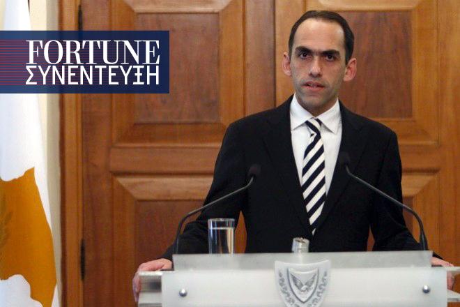 Χάρης Γεωργιάδης στο FortuneGreece: «Να μην χαθεί και άλλος πολύτιμος χρόνος για την Ελλάδα»