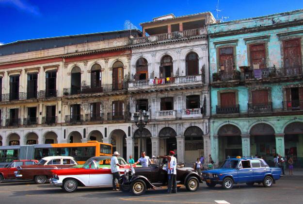 CubaVintagecars