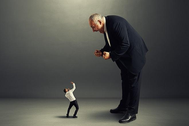 Τα σημάδια που δείχνουν ότι έχετε ένα κακό αφεντικό