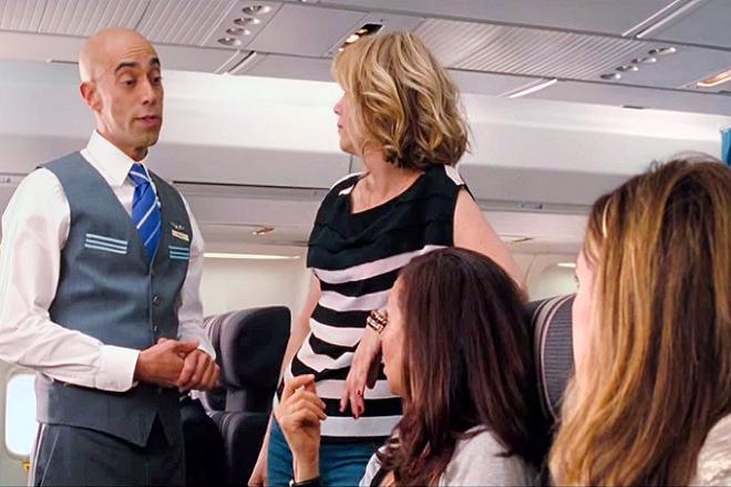 Ερωτήσεις που πιθανόν να θέλετε να κάνετε σε μια αεροσυνοδό