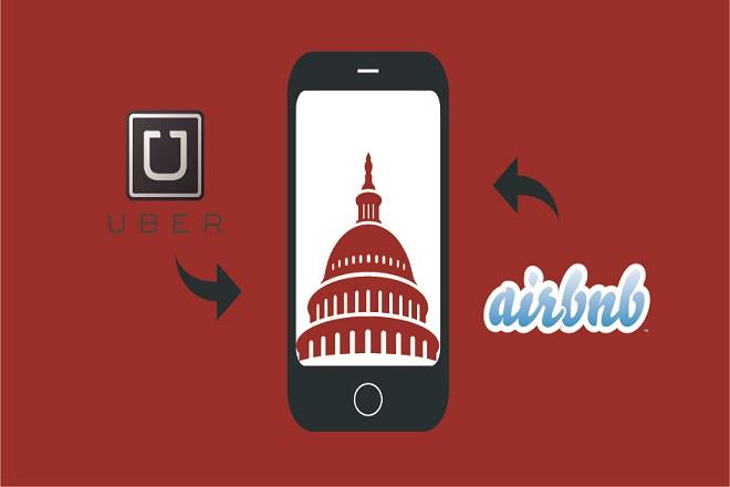 Η Uber, η Airbnb και το τέλος του Καπιταλισμού. As we know it…