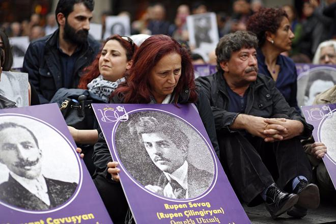 Η γερμανική Βουλή αναγνώρισε τη γενοκτονία των Αρμενίων