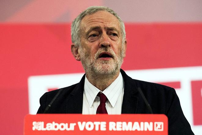 Υπέρ της παραμονής της Βρετανίας στην ΕΕ οι Εργατικοί