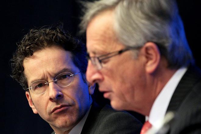 Ντάισελμπλουμ σε Γιούνκερ: Μην κάνεις τα στραβά μάτια για Γαλλία και Ισπανία