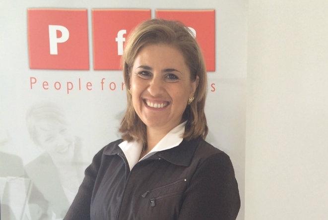 Η Ρεβέκκα Πιτσίκα, ομιλήτρια στο «Φόρουμ για την Απασχόληση» της ΝΔ