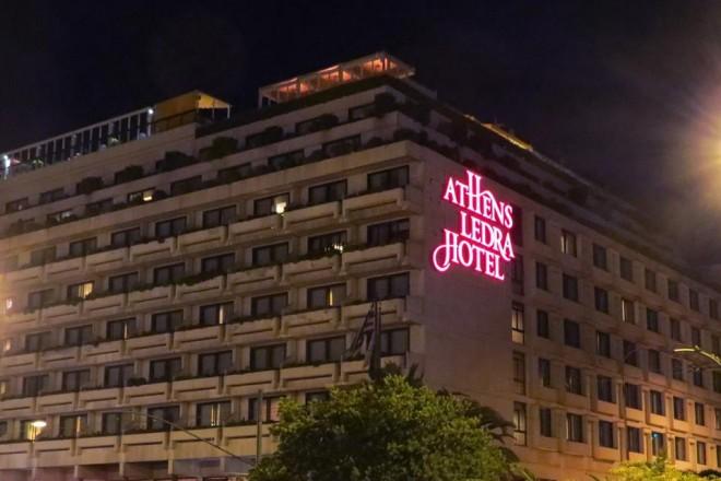 H ιστορία του Athens Ledra που βγαίνει σε πλειστηριασμό