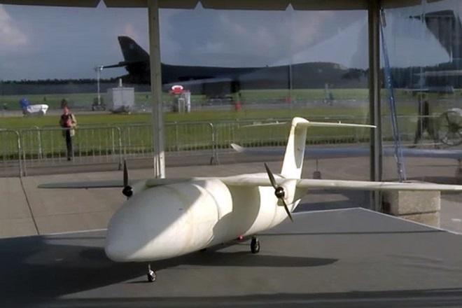 Aυτό είναι το πρώτο μίνι-αεροπλάνο φτιαγμένο από τρισδιάστατο εκτυπωτή