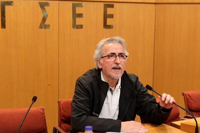 Στη Γενεύη η ηγεσία της ΓΣΕΕ για τα εργασιακά