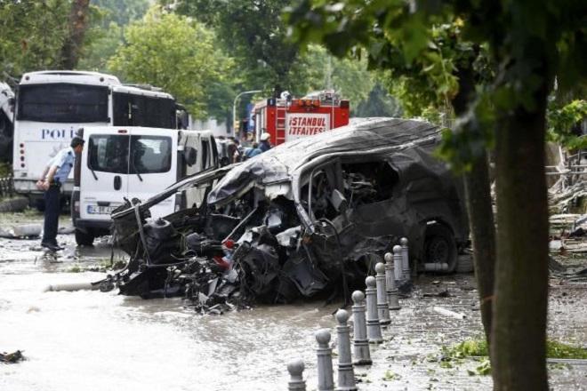 Νέα πολύνεκρη βομβιστική επίθεση στην Κωνσταντινούπολη