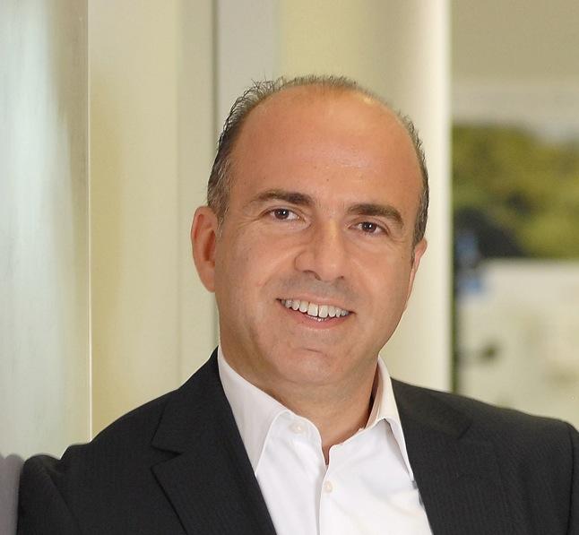 O CEO της ΚΟΡΡΕΣ, Δημήτρης Βιδάκης.