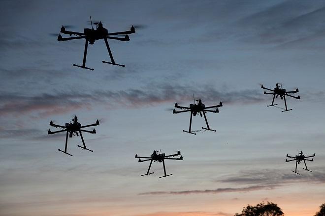 «Πετάει» η ιδιωτικότητα με τα drones;
