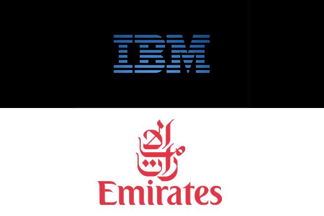 Συμφωνία ύψους 300 εκατ. δολαρίων μεταξύ ΙΒΜ και Emirates