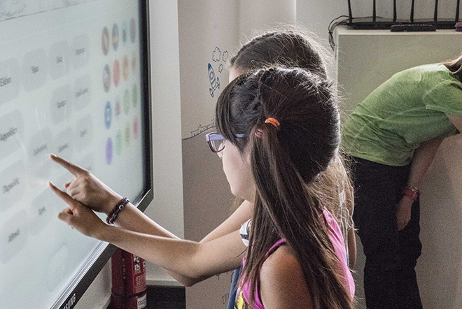 Η Samsung εγκαινίασε τα νέα εκπαιδευτικά προγράμματα στο Μουσείο Ακρόπολης