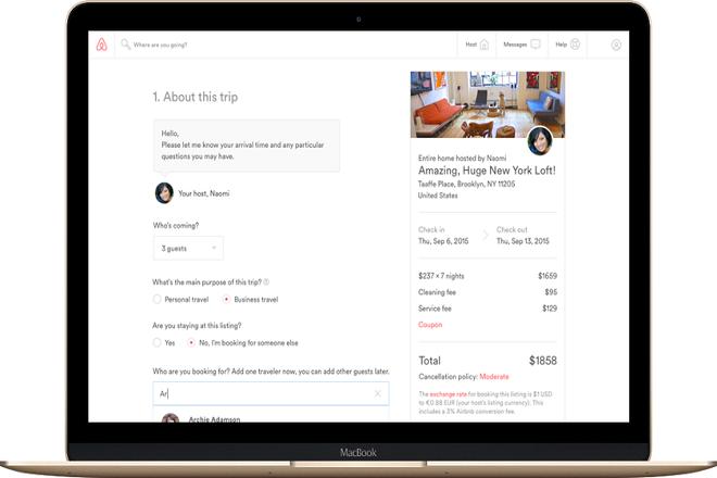 Πώς τo Airbnb θα ευνοήσει τους επιχειρηματίες