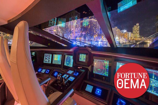 Πώς η τεχνολογία πληροφοριών αλλάζει την ελληνική ναυτιλία